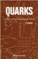 Cover of: Quarks