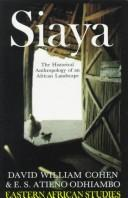 Cover of: Siaya | David William Cohen
