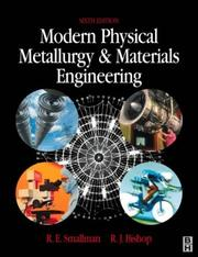 Cover of: Modern physical metallurgy