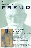 Cover of: Three Case Histories