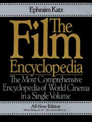 Cover of: The Film Encyclopedia