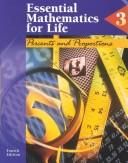 Cover of: Essential Mathematics for Life: Book 3  | Mary S. Charuhas