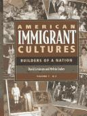 Cover of: American immigrant cultures |