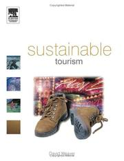 Sustainable tourism by David B. Weaver