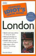 Cover of: The Complete Idiot's Travel Guide to London