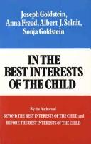 Cover of: In the Best Interests of the Child: Professional Boundaries