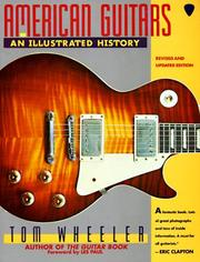 Cover of: American guitars