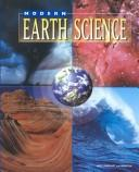 Cover of: Modern Earth Science | Robert Sager