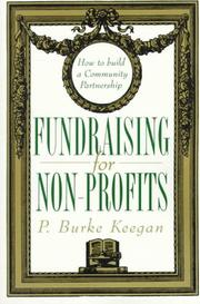 Cover of: Fundraising for Nonprofits | P. Burke Keegan