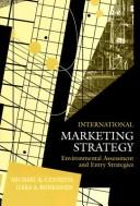 Cover of: International Marketing Strategy | Michael R. Czinkota