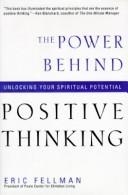 Cover of: The Power Behind Positive Thinking
