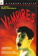 Cover of: Vampires: A Collection of Original Stories