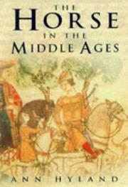 Cover of: The horse in the Middle Ages