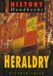 Cover of: Heraldry for the local historian and genealogist