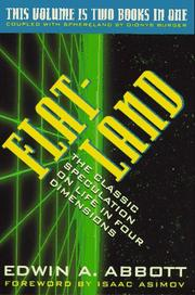 Cover of: Flatland/Sphereland