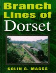 Cover of: Branch lines of Dorset