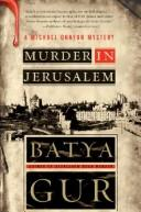 Cover of: Murder in Jerusalem | Batya Gur