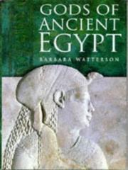 Cover of: Gods of Ancient Egypt