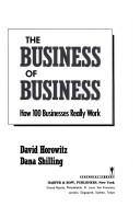 Cover of: The Business of Business