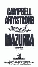 Cover of: Mazurka