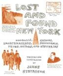 Cover of: Lost and Found New York | James Stevenson