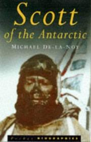 Cover of: Scott of the Antarctic