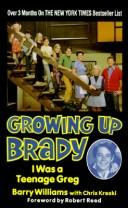 Cover of: Growing Up Brady | Barry Williams