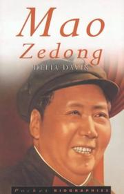 Cover of: Mao Zedong