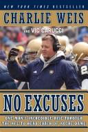 Cover of: No Excuses | Charlie Weis