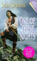 Cover of: One of These Nights | Susan Sizemore