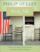Cover of: Porch Talk LP (Distribution)