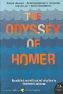 Cover of: The Odyssey of Homer (P.S.) | Richmond Lattimore