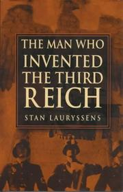 Cover of: The man who invented the Third Reich