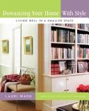 Cover of: Downsizing Your Home with Style