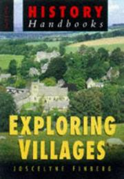 Cover of: Exploring villages