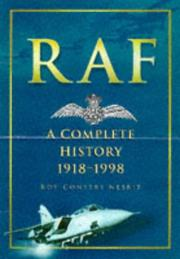 Cover of: RAF