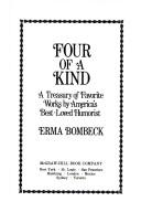 Cover of: Four of a Kind | Erma Bombeck