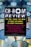 Cover of: CD-ROM review |