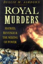 Cover of: Royal murders