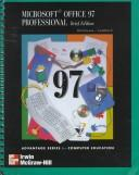 Cover of: Microsoft Office 97 professional