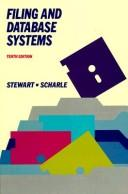 Cover of: Filing and database systems | Jeffrey Robert Stewart