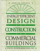 Cover of: Energy efficient design andconstruction for commercial buildings