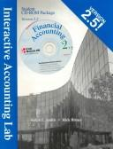 Cover of: Interactive Financial Accounting Lab Student CD-ROM Package, Version 2.5 | Ralph E. Smith