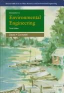 Cover of: Introduction to Environmental Engineering w/ Unit Conversion Booklet | Mackenzie L Davis