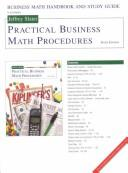 Cover of: Practical Business Math Procedures