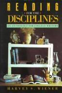 Cover of: Reading For The Disciplines