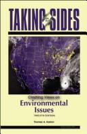 Cover of: Taking Sides: Clashing Views on Environmental Issues (Taking Sides: Clashing Views on Controversial Environmental Issues) | Thomas A. Easton