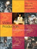 Cover of: Video Production | Lynne Schafer S Gross