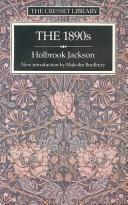 The eighteen nineties by Holbrook Jackson