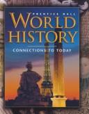 Cover of: World History | Elisabeth Gaynor Ellis